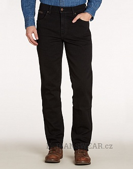 Wrangler® Texas Stretch W12109004 Black Overdye