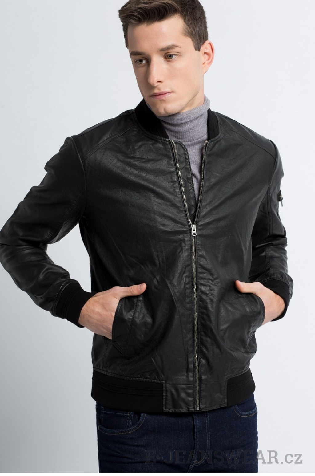 9b6c78a79 Wrangler® pánská bunda bomber W4645Z601 | E-jeanswear.cz